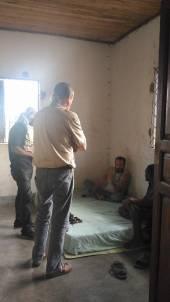 Talking to Vanilla farmers .