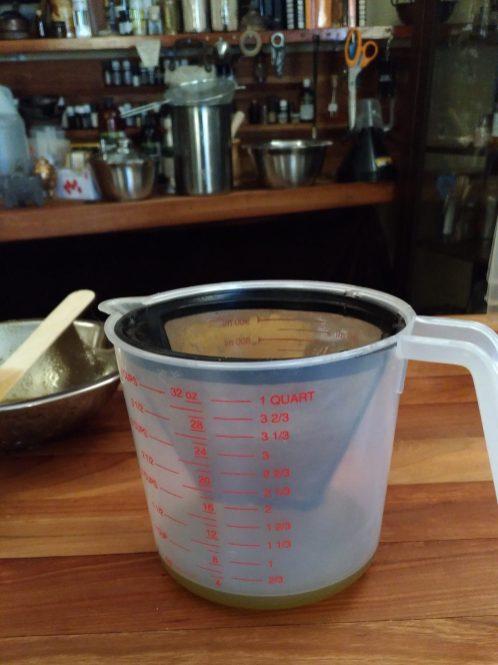 Reuseable metal mesh coffee filter