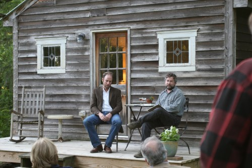 Forrest Pritchard and Gary McGraw chat about Gaining Ground