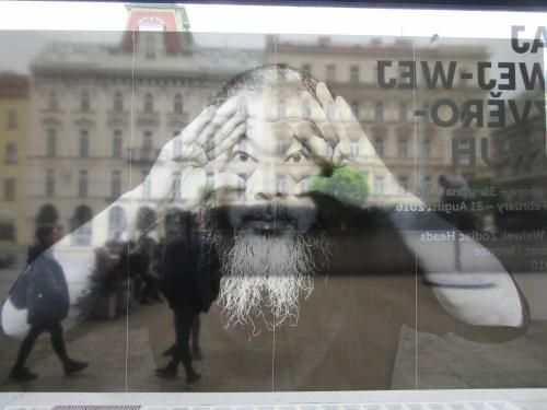 What's inside Ai Weiwei?