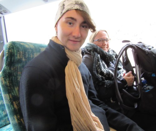 Bus to Voss