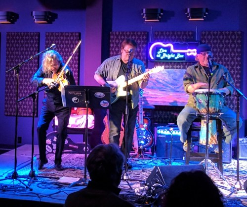 The Bitter Liberals at the Bright Box 1.6.17