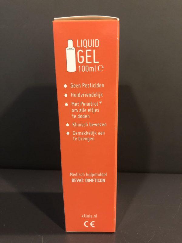 XTLuis liquid gel