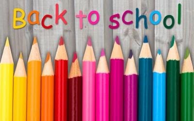 Gezond terug naar school!