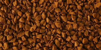 Gefriertrocknung Kaffee