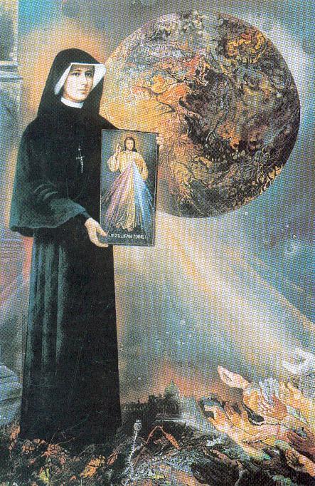 La MISERICORDE DIVINESoeur Faustine