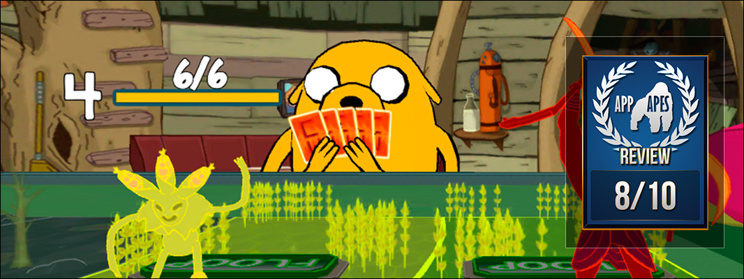 Card Wars Adventure Time Review