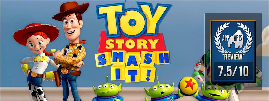 Toy Story Smash It! Review