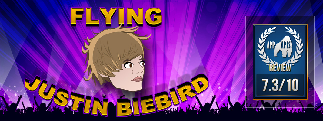 Flying Justin Biebird – Flappy Singer