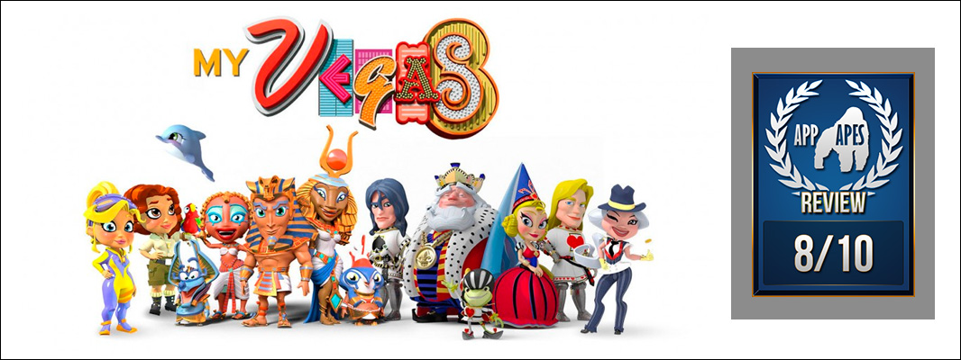 Slots – myVEGAS Free Las Vegas Casino & New Chips Bonus