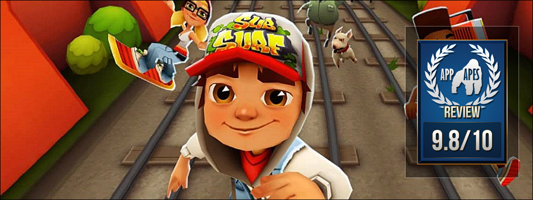 Subway Surfers Review Best Mobile Games