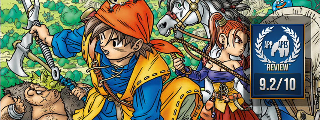 DRAGON QUEST VIII Review