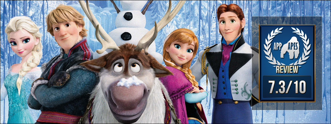 Frozen Free Fall review