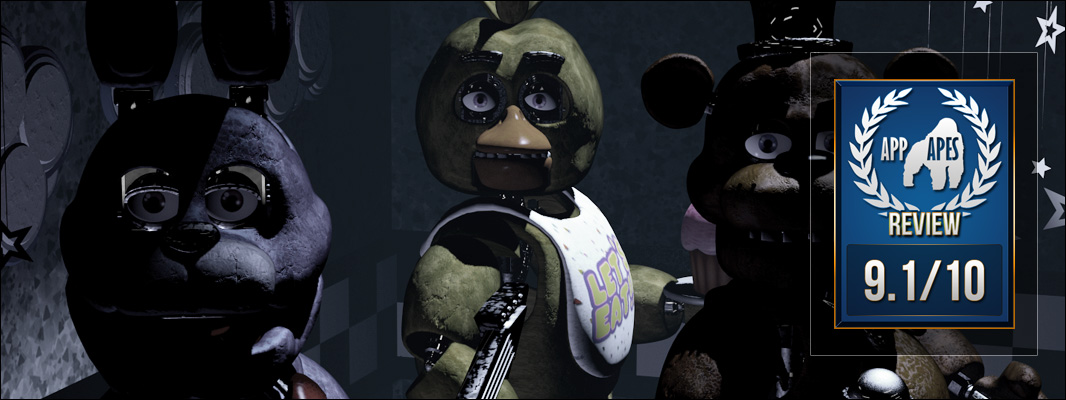 Five Nights at Freddy's Review