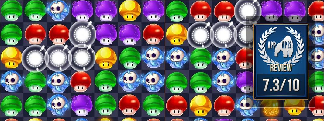 Candy Mushroom
