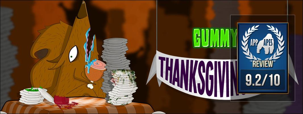 Gummy's Thanksgiving Feast - Best Indie Games Of 2014
