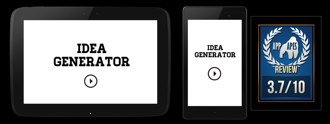 Idea Generator Review