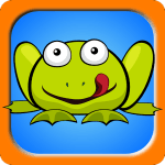 Save The Frog - frog vs fly Review