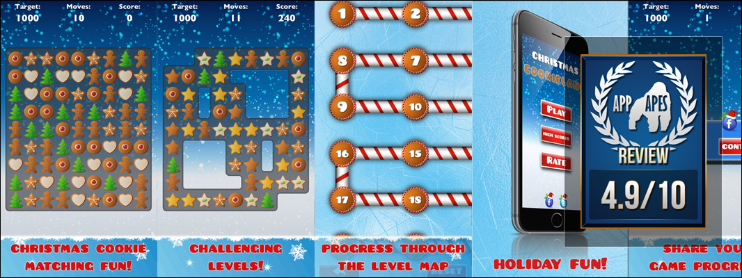 Christmas Cookieland Review