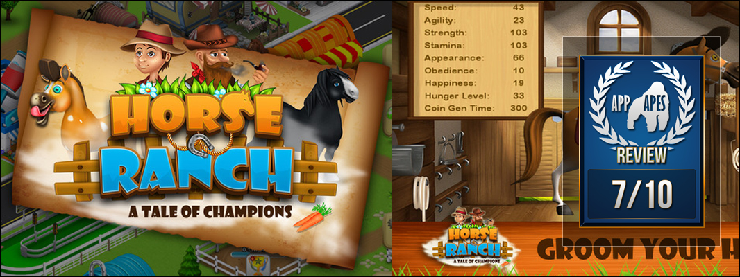 Horse Ranch: A Tale of Champions