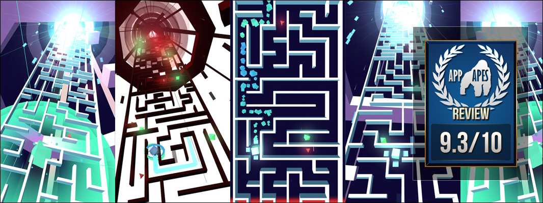 Hyper Maze Arcade Review