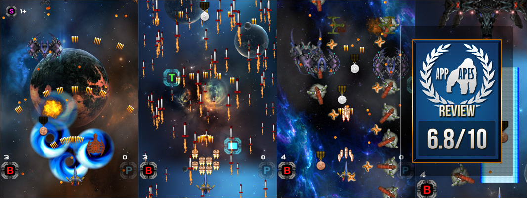 SSX Space Shooter X review Android Windows