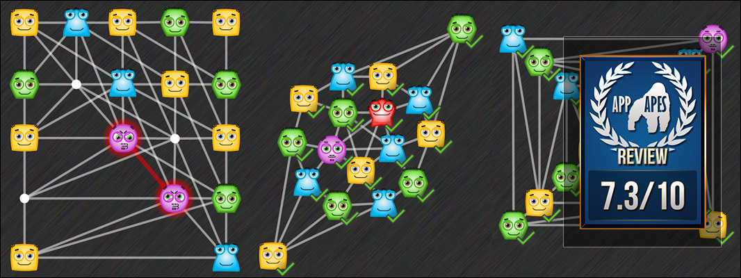 The Appies: Graph Puzzles Review