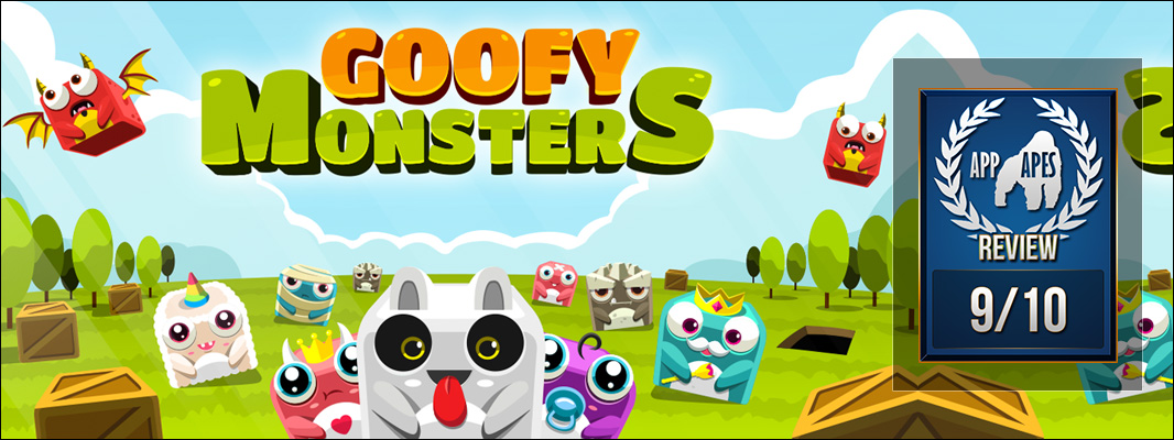 Goofy Monsters