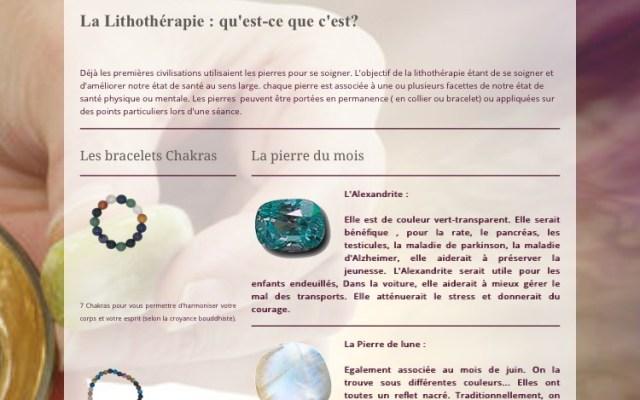 Thérapeutes à Guérande