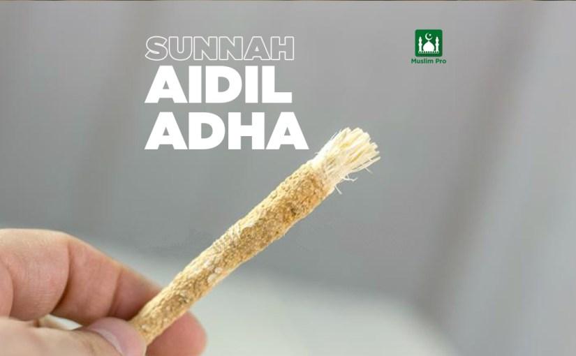 Sunnah Aidil Adha