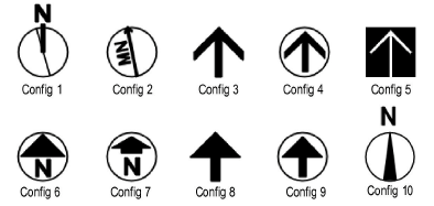 Creating North Arrows