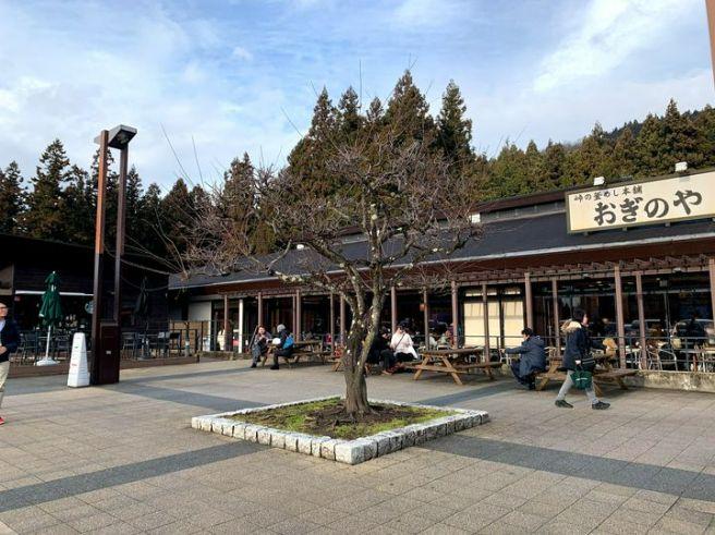 橫川服務區 (上行) - 群馬 | MATCHA - 日本線上旅遊觀光雜誌