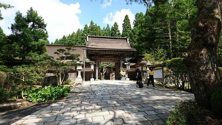 【和歌山】在寺院過夜?在佛教聖地高野山宿坊的住宿體驗! - part 2 | MATCHA - 日本線上旅遊觀光雜誌