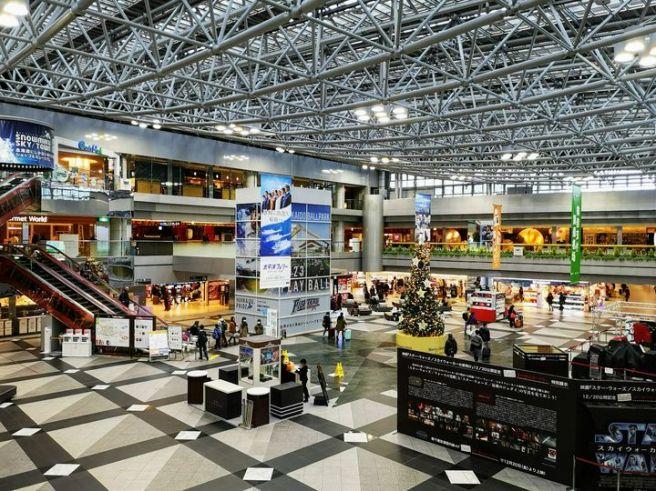 新千歲機場 - 北海道   MATCHA - 日本線上旅遊觀光雜誌