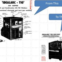 Idealarc Welder Diagram Detached Garage Sub Panel Wiring Lincoln 300 No High Frequency Spark Parent