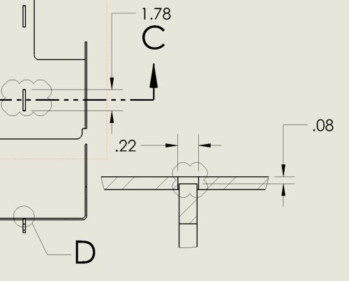 small resolution of weld symbol