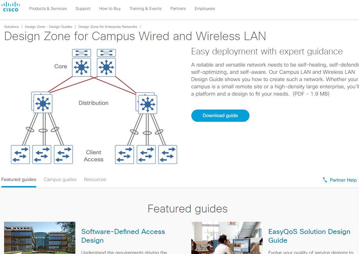 hight resolution of lan design diagram