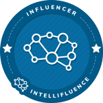 Jillian Breneman Intellifluence Influencer Badge