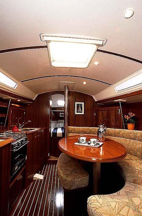 Sun Odyssey 342  Barca Jeanneau