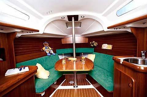 Sun Odyssey 26  Barca Jeanneau