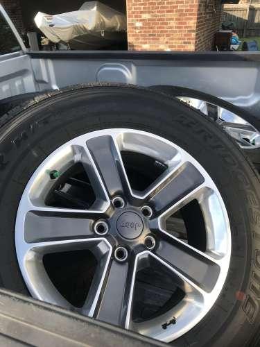 18 Inch Jeep Rims : Wheels, Tires, Louisiana, Sportsman, Classifieds,
