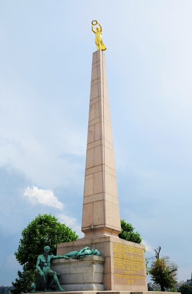 Monument du Souvenir Glle Fra  LCTO
