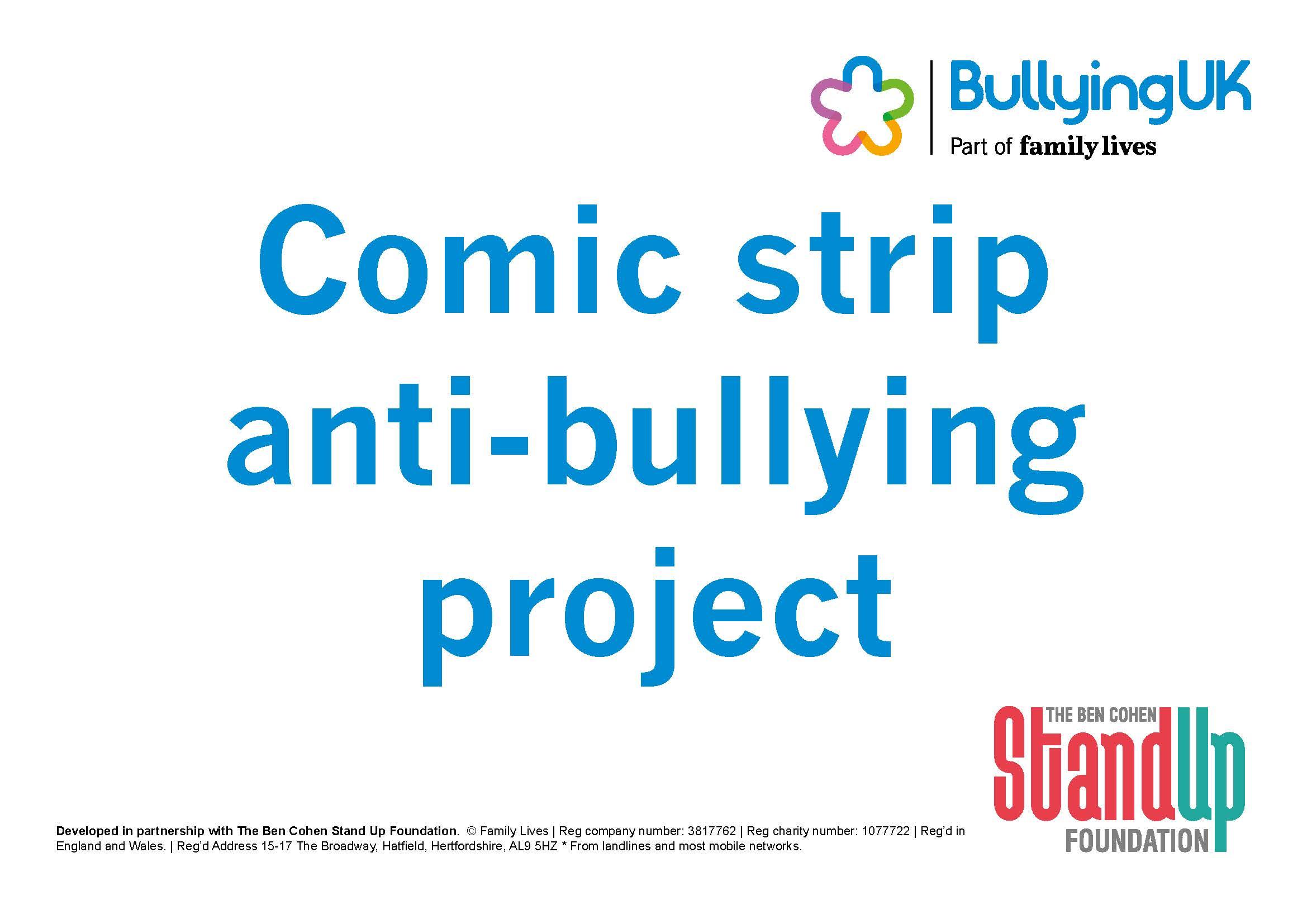 Anti Bullying Week Resources