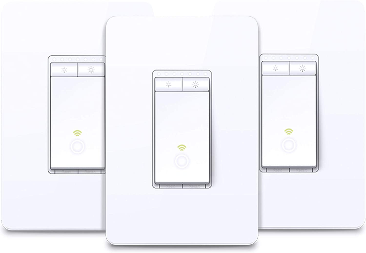 Kasa Smart Dimmer Switch By TP-Link, Single Pole, Needs