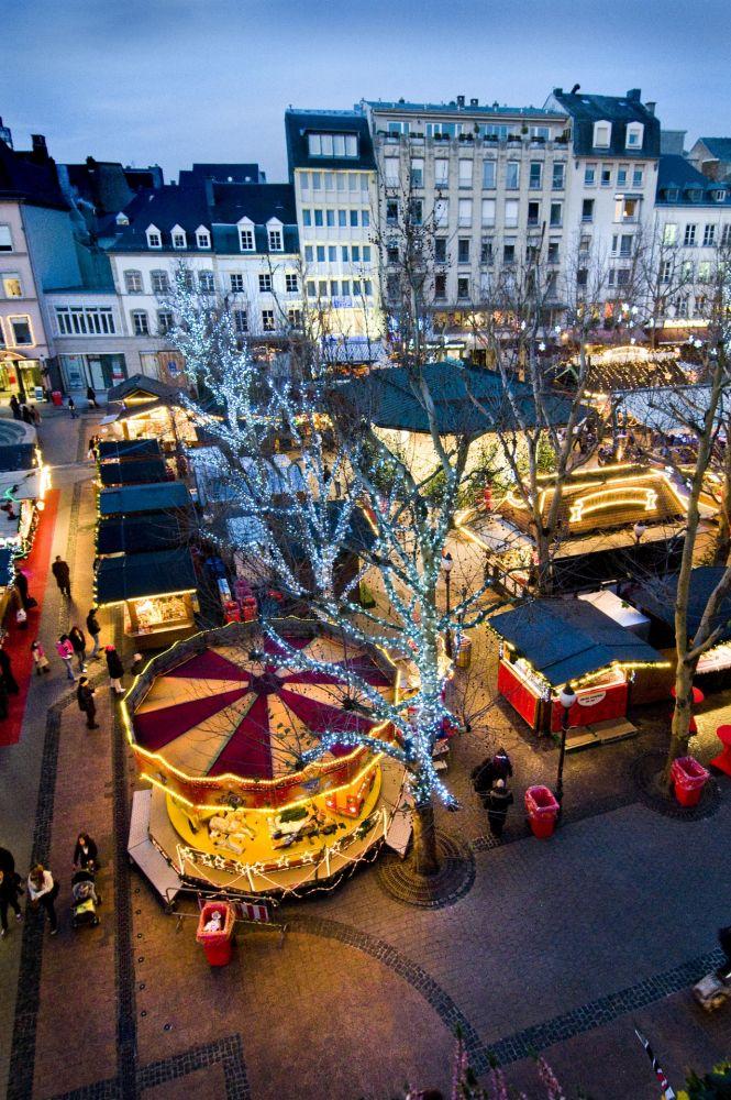 Winterlights  Visit Luxembourg