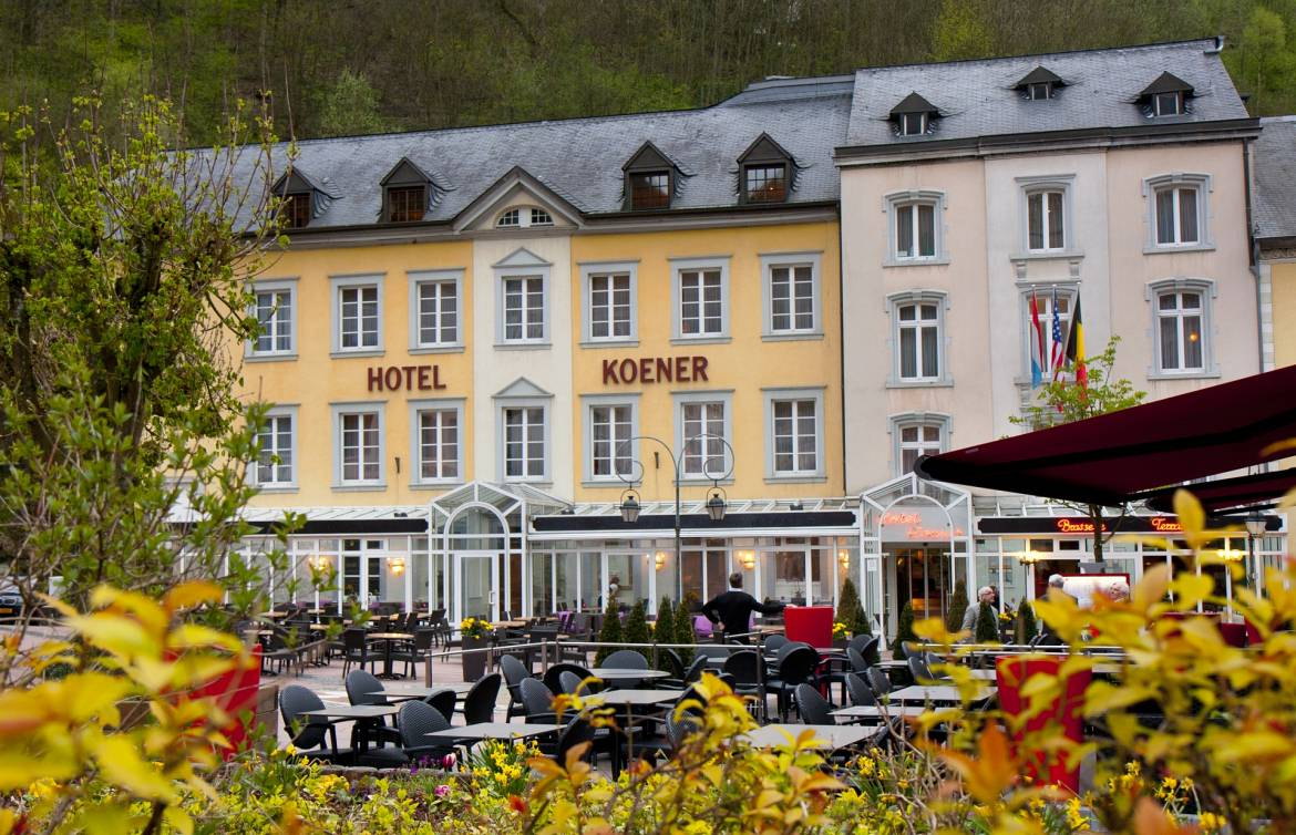 Hotel Jacuzzi Luxembourg