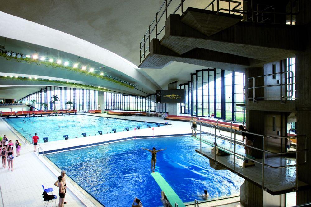 Centre National Sportif et Culturel dCoque  Visit Luxembourg