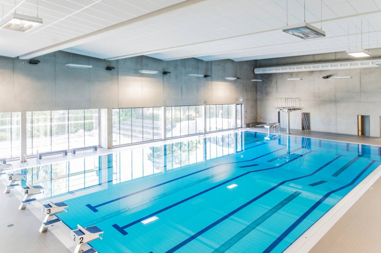Piscine couverte  Centre sportif Ren Hartmann  Visit Luxembourg