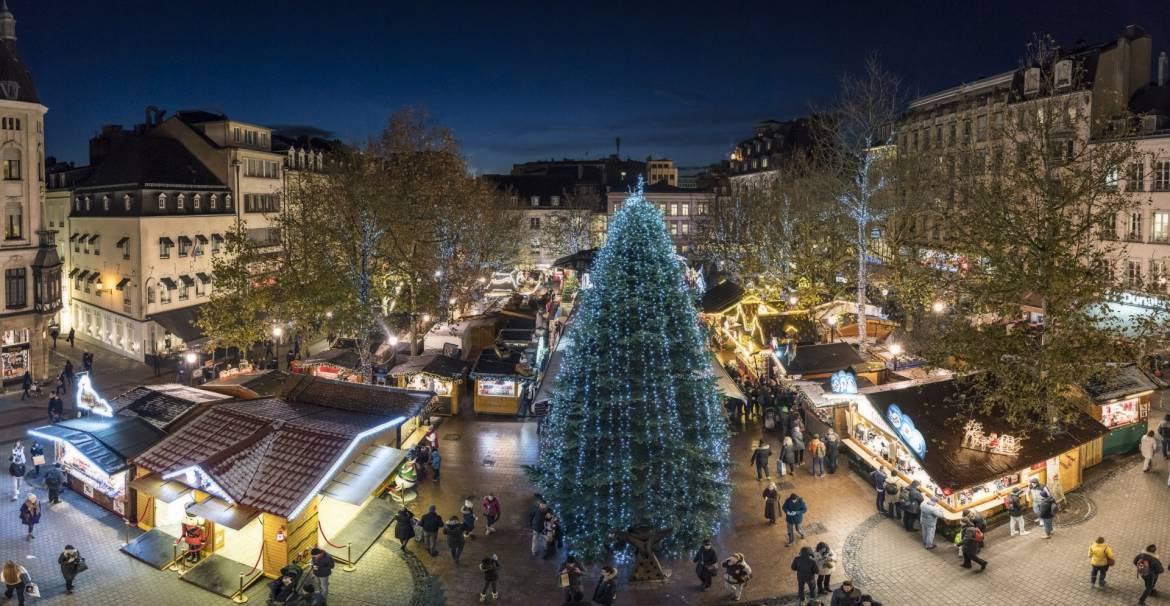 Christmas Markets Luxembourg Visit Luxembourg