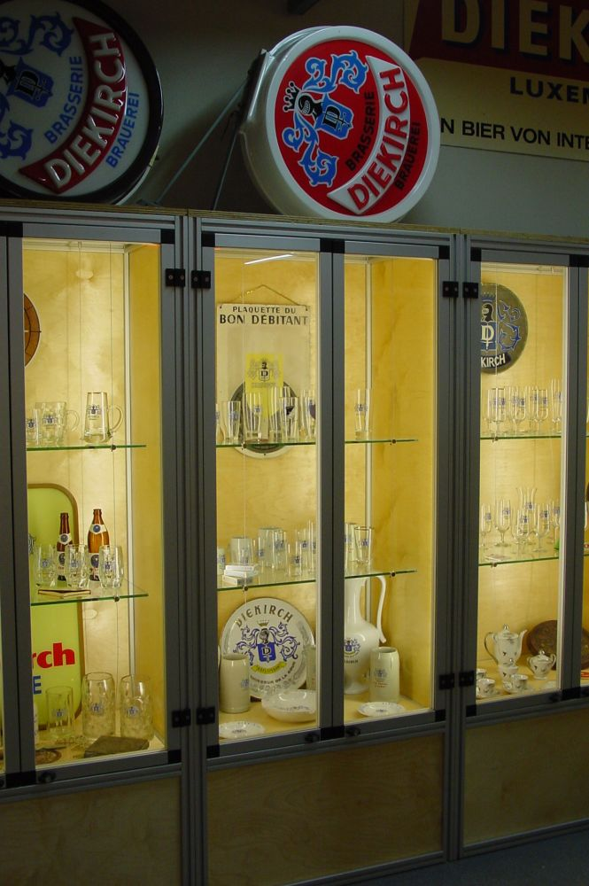 Beermuseum of the Diekirch Brewery  Visit Luxembourg